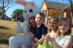 bunny and kids