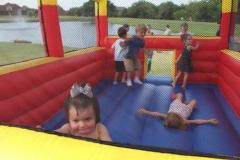 fenwick bouncy house kids