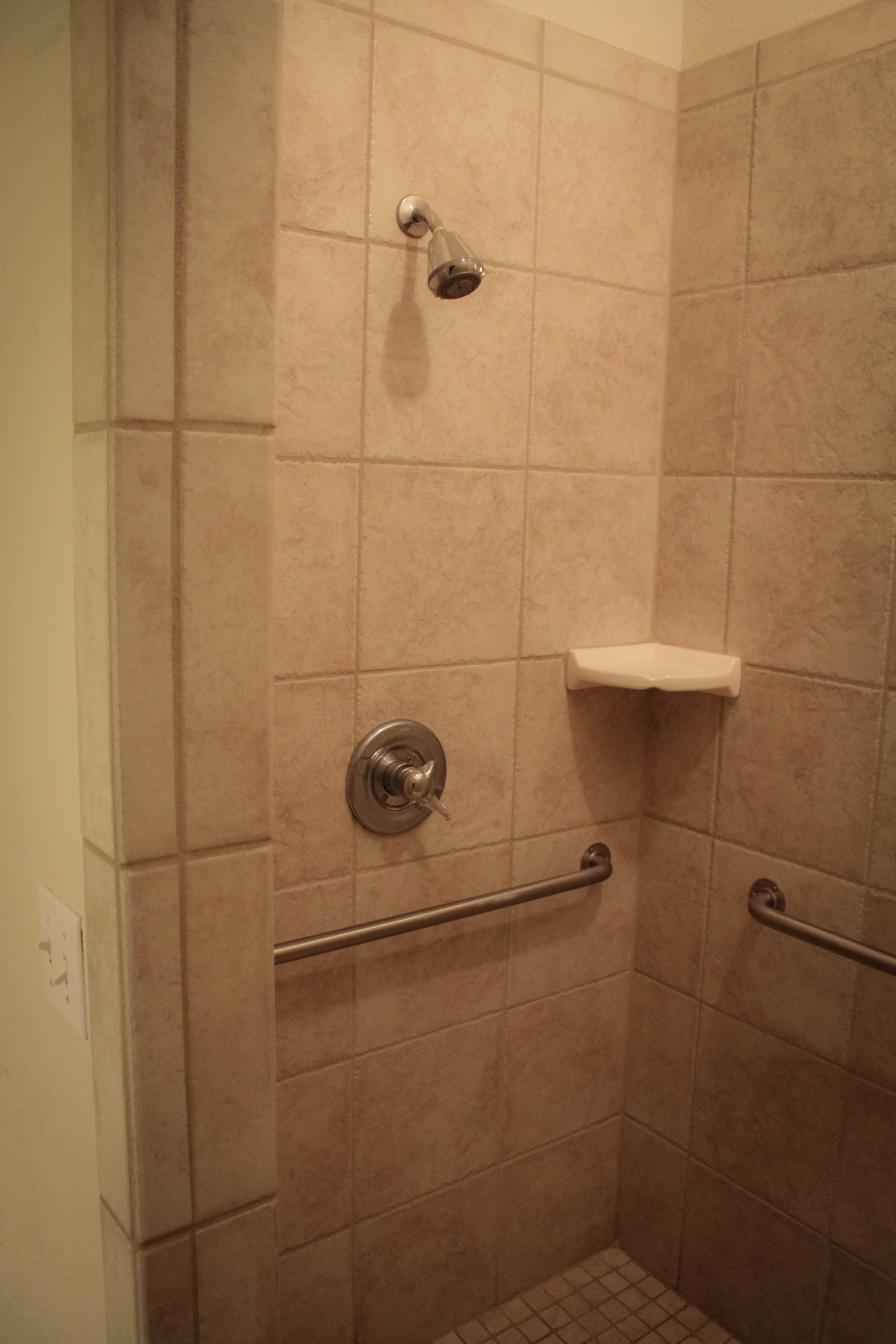 womens shower